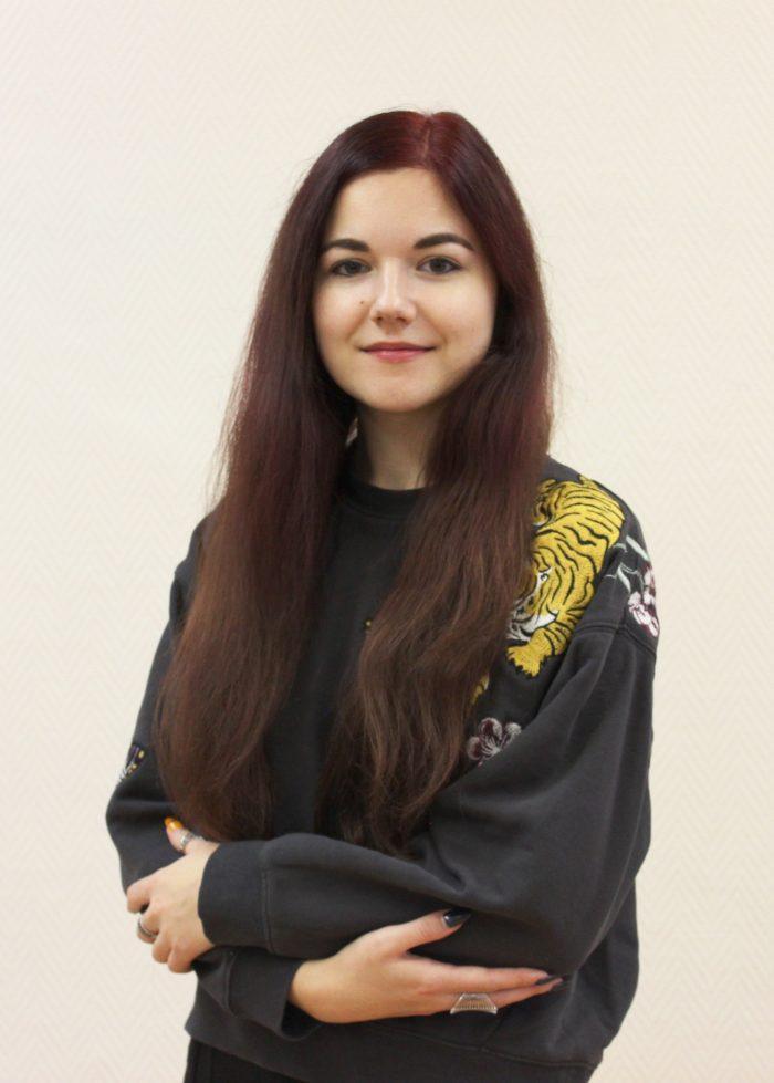 Дарья-сенсей